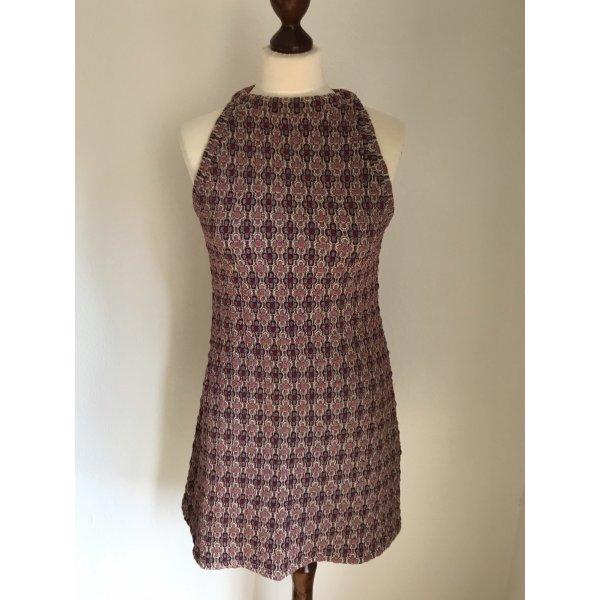 Jacquard Kleid Zara Made in Turkey (M)