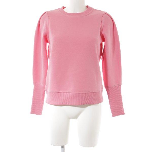 Jake*s Sweatshirt pink Casual-Look