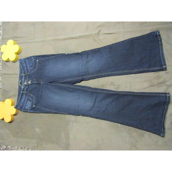 4Wards Boot Cut Jeans dark blue