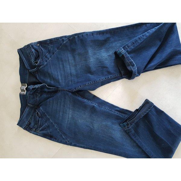 Jeans dunkelblau