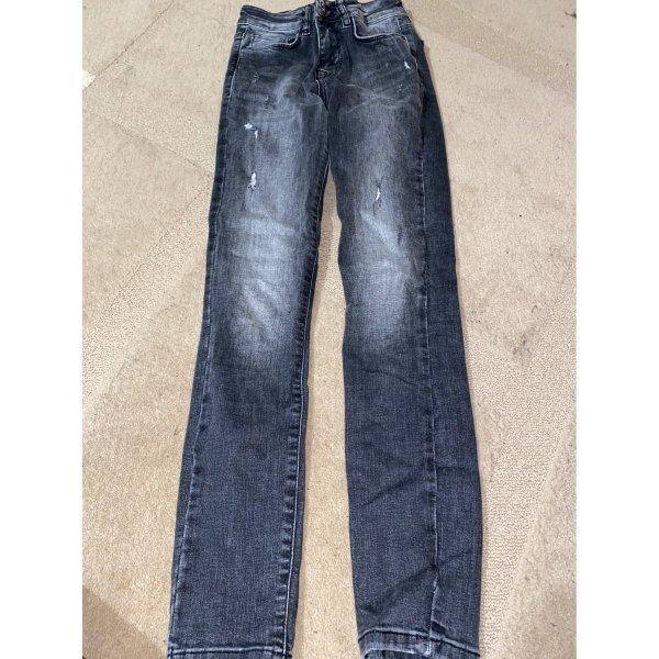 Bj Goldband Low Rise jeans veelkleurig