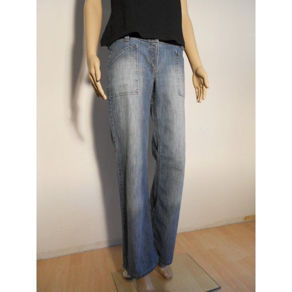 Jeans gr 34 von pa Marlenestil