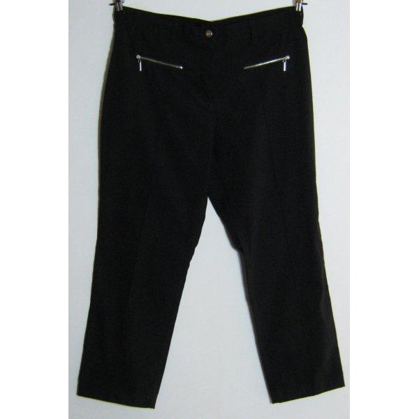 Jeans Hose Größe 48 Schwarz