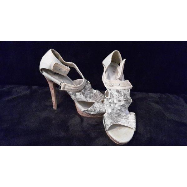 High Heel Sandal azure