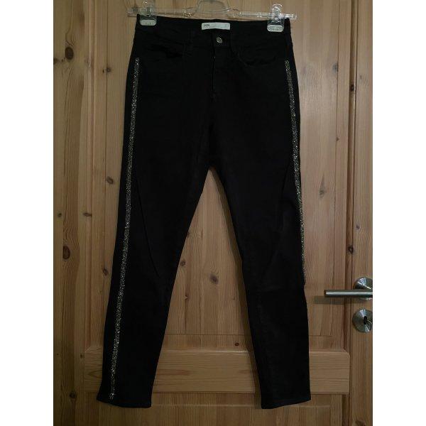 Jeans schwarz ZARA Gr.38