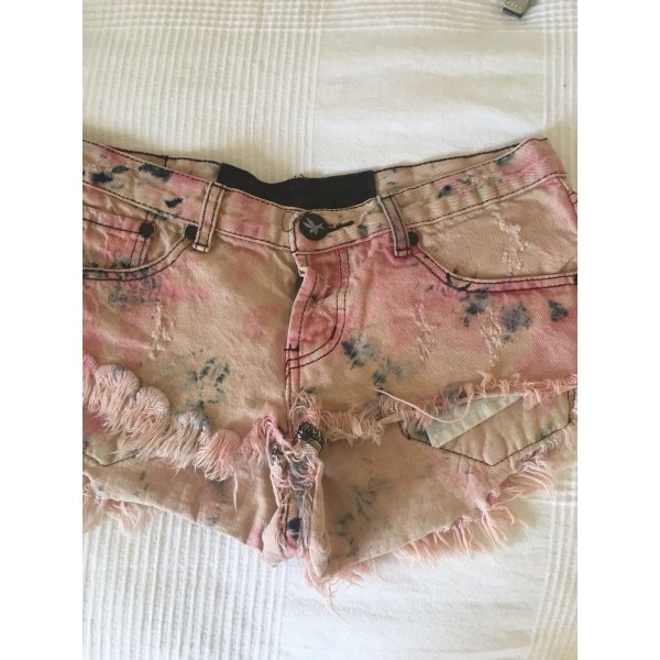 Jeans shorts low waist 26