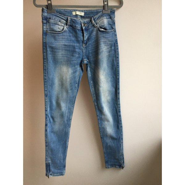 Jeans Waschung zara