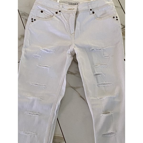 Jeans weiß Gr.34 neu aktuelle Kollektion