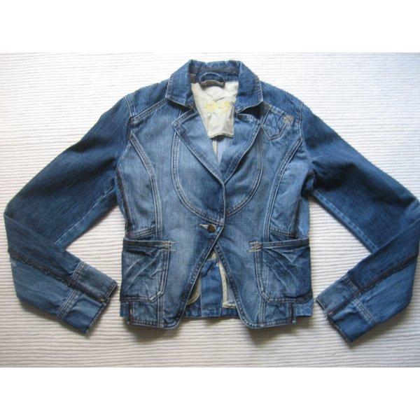Jeansjacke/Jeansblazer