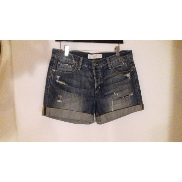 Jeansshorts Used Look Abercrombie & Fitch
