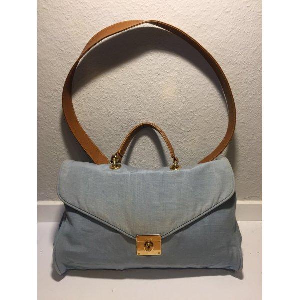 Jil Sander Vintage Denim Handtasche