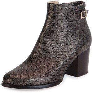 Jimmy Choo Ankleboots Method 65 Mocha Boots Metallic (Kollektion H/W 15/16)