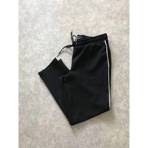 Jogginghose Bundfaltenhose mit seitlichen Streifen Tk Maxx M-L Neu