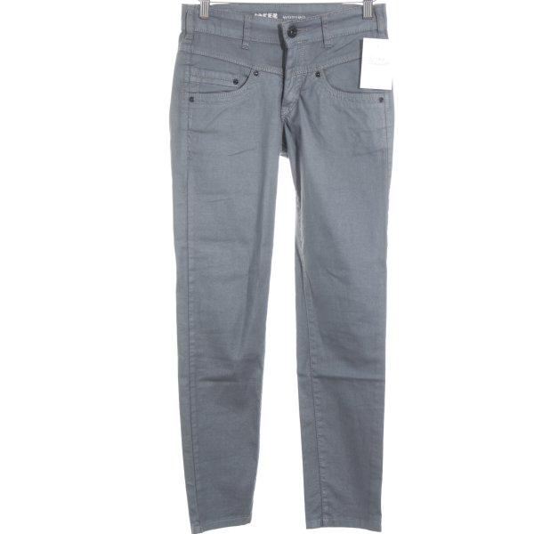 Joker Stretch Jeans grau Casual-Look