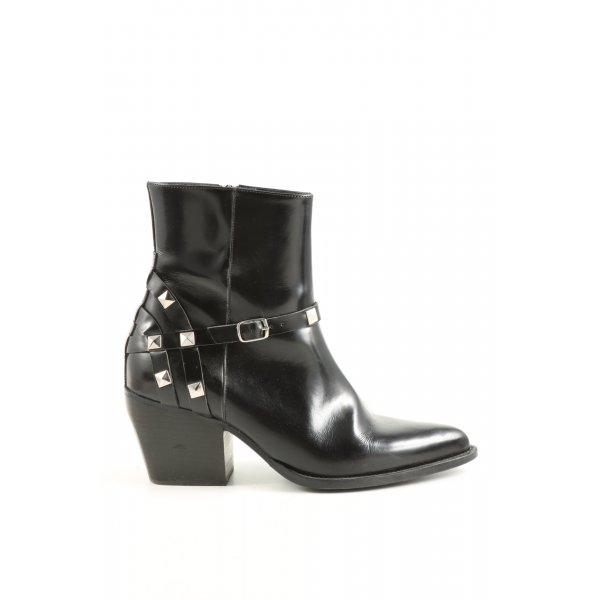 Jonak Booties schwarz Casual-Look