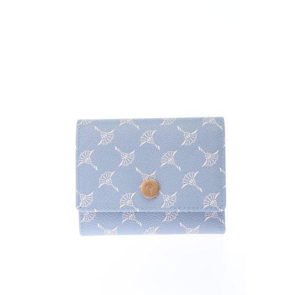 Joop! Geldbörse blau-weiß Allover-Druck Casual-Look