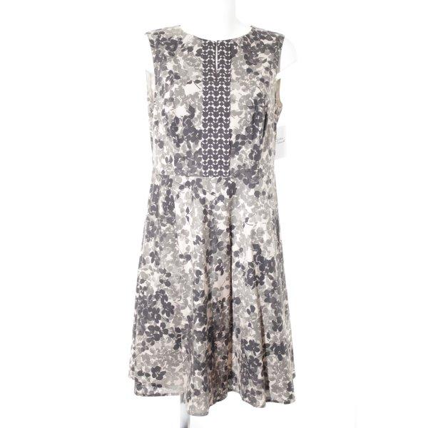 Joop! schulterfreies Kleid mehrfarbig Street-Fashion-Look