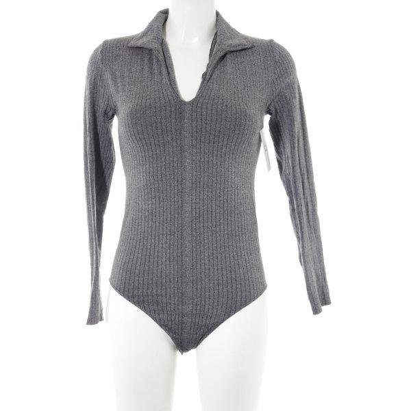 Joop! Shirt Body grey striped pattern elegant