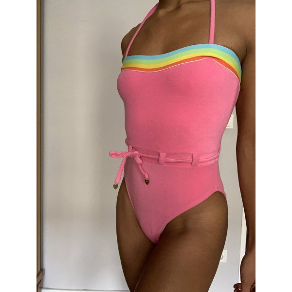 Juicy couture Badeanzug Frottee xs pink