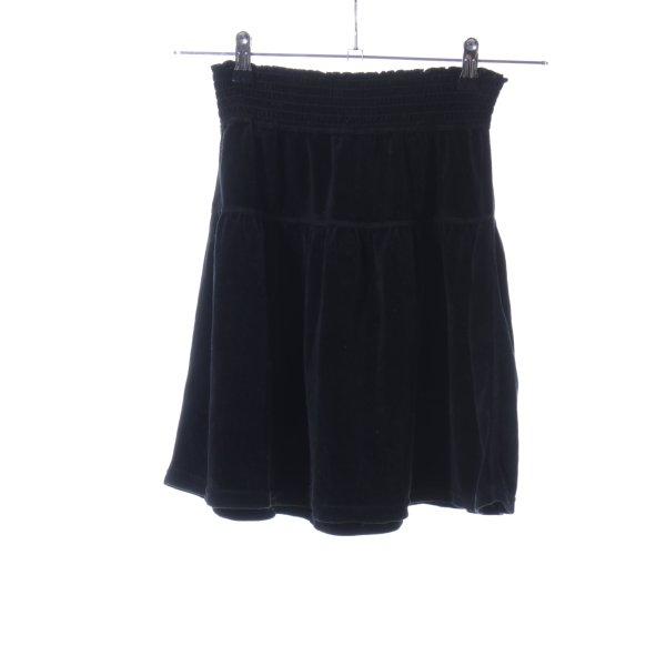 Juicy Couture Minirock schwarz Casual-Look