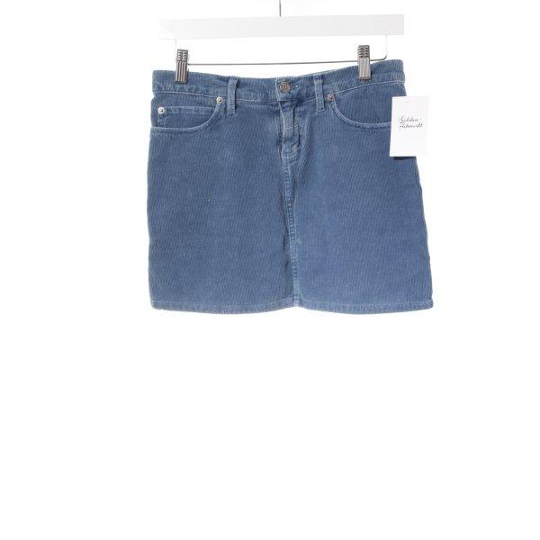 Juicy Couture Minirock graublau Casual-Look