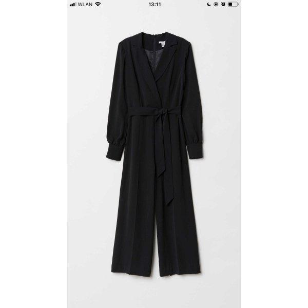 H&M Combinaison noir