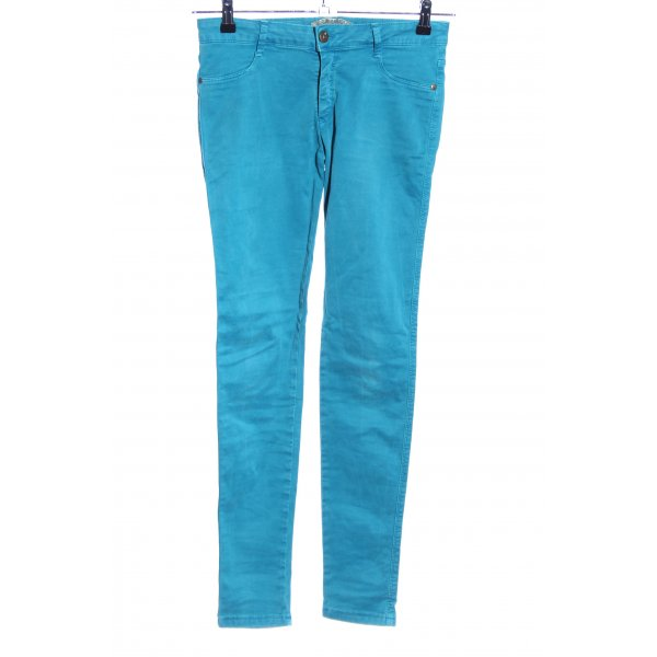 Just blue Skinny Jeans blau Casual-Look