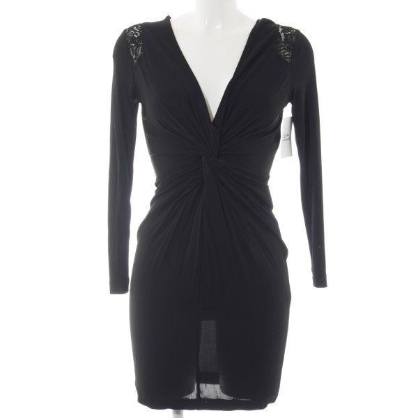 Just cavalli Abendkleid schwarz Elegant