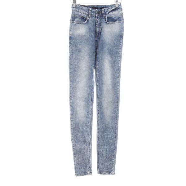 Just Female Stretch Jeans dunkelblau Jeans-Optik