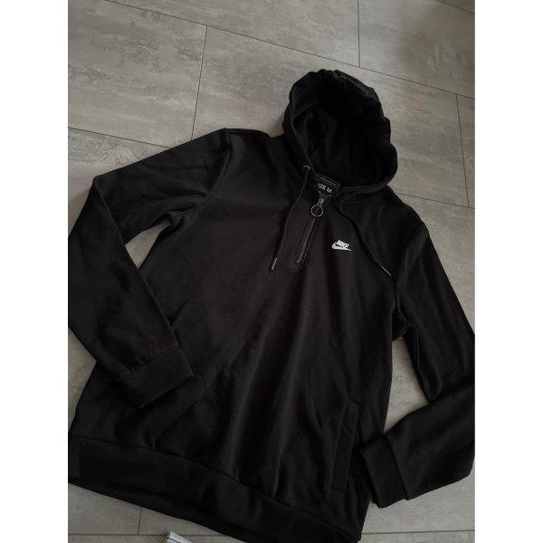 kaputze pullover pulli gr M bedruckt vor und rückseite hoodie