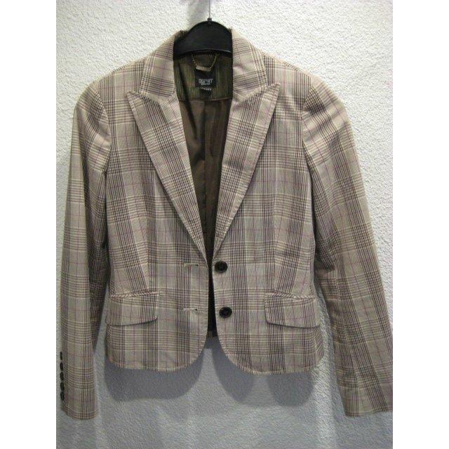 Karierter Blazer von Esprit Collection