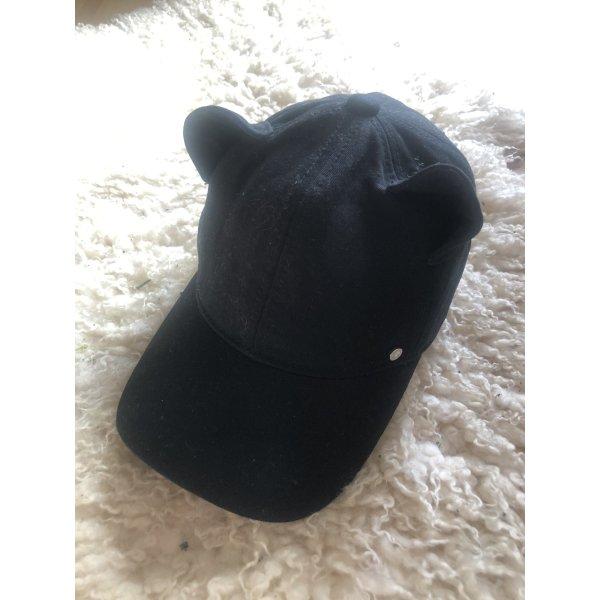 Karl Lagerfeld Choupette Hat Cap Schwarz 84K3403 NEU