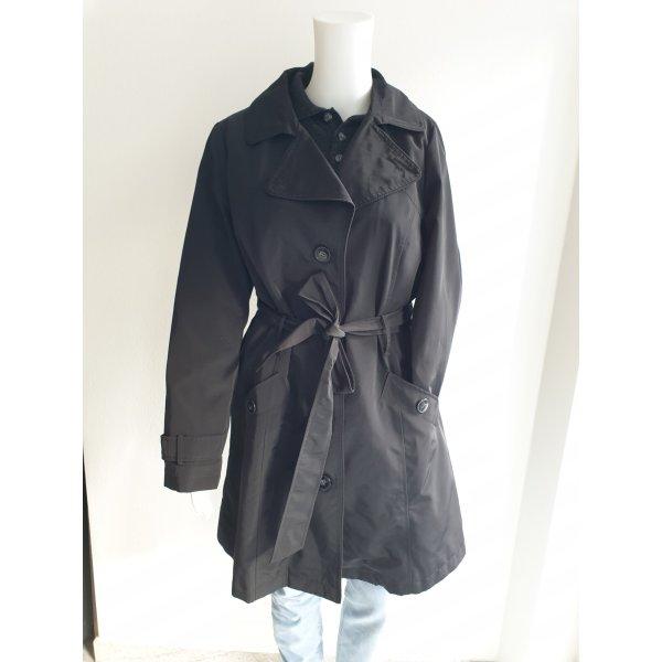 Karstadt 40 Jacke mantel parka trenchcoat Cardigan Strickjacke Oversize Pullover True Vintage Blazer
