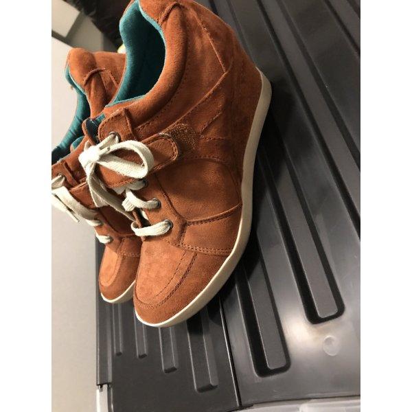 Keilabsatz Schuhe Geaceland Gr. 40