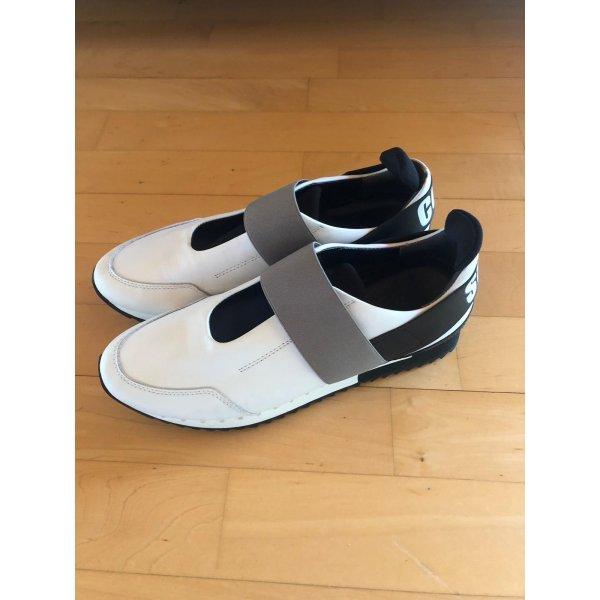 Kennel Schmenger | Sneaker Slip On | Schwarz Weiss | Größe 38
