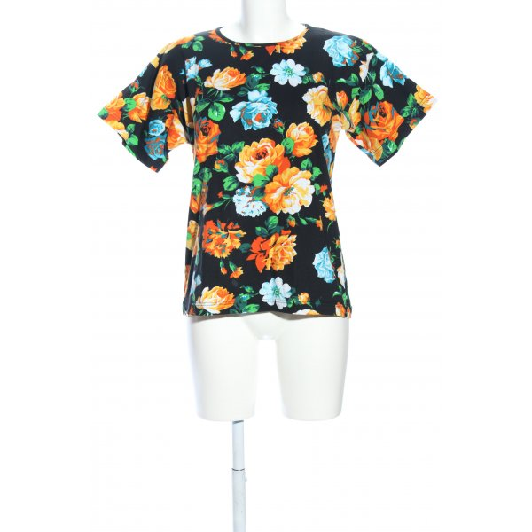 kenzo jungle T-Shirt Allover-Druck Casual-Look