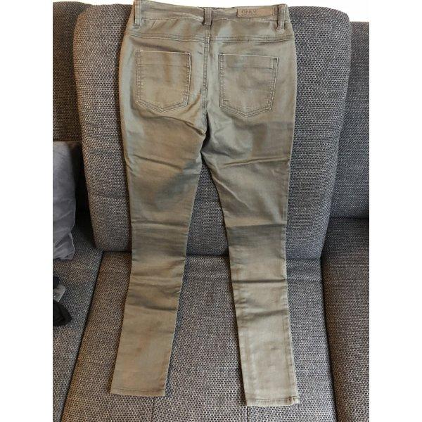 Khaki Hose Jeans