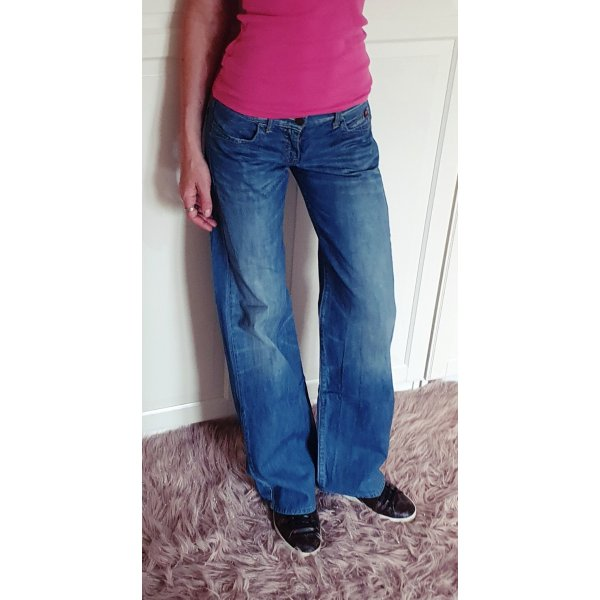 Killah Jeans coupe-droite bleu pâle-bleu clair