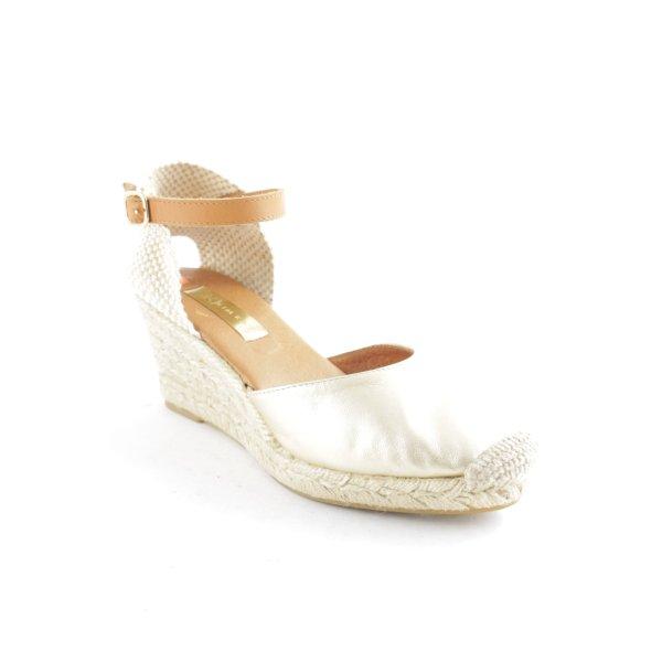 Kimkay Wedges Sandaletten mehrfarbig klassischer Stil