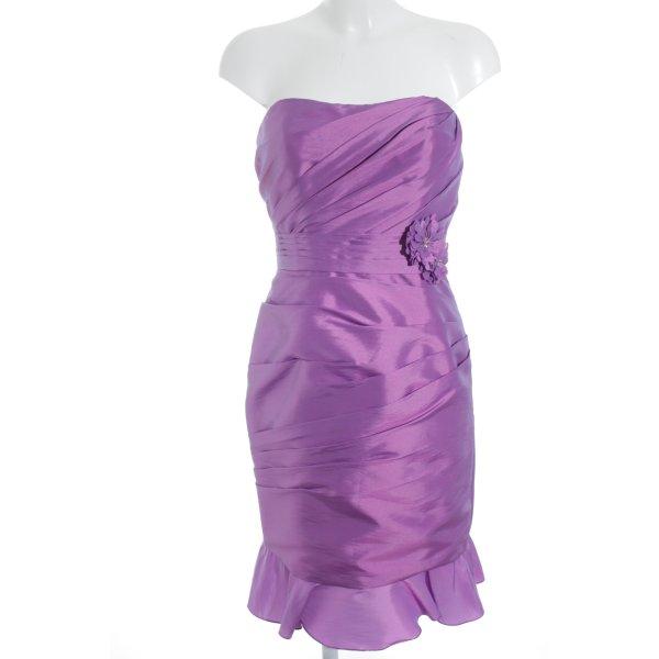 Kleemeier Hof Ballkleid lila-violett Elegant
