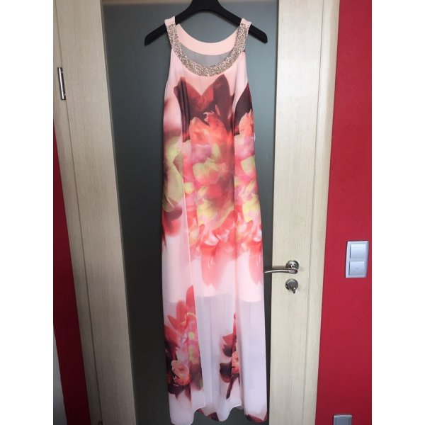 Kleid Abendkleid Frank Lyman Gr 42 Wie Neu