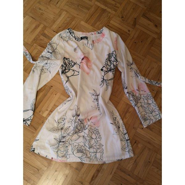 Kleid florale Muster