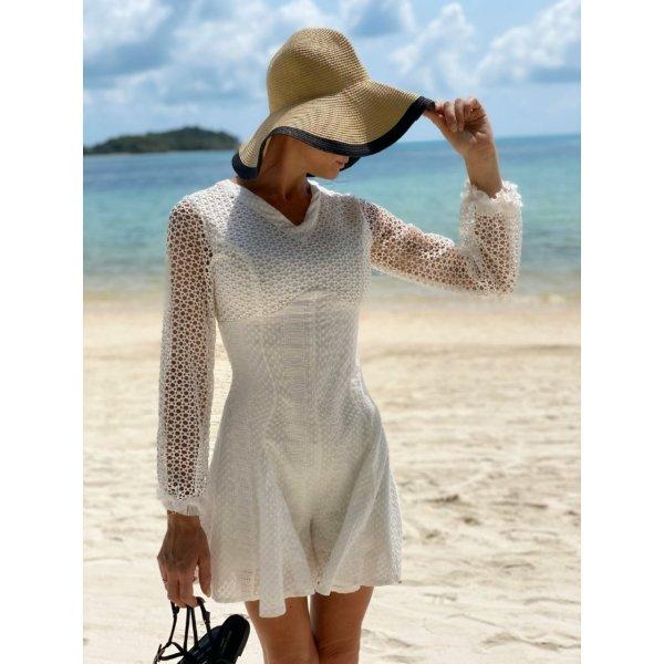 Kleid Hosenrock romper onesie onepiece Jumpsuit playsuit Overall Ibiza Boho Bohemian Hochzeit Standesamt