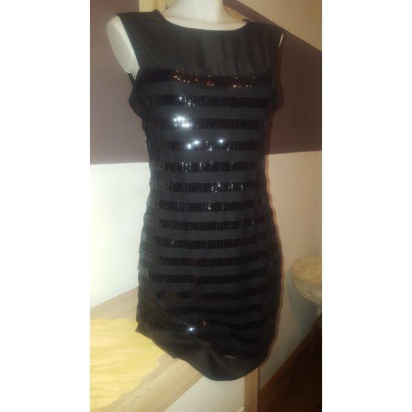 Kleid in Schwarz, Sexy