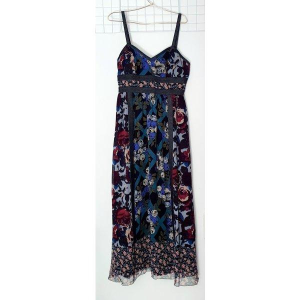 Kleid Maxikleid von Anna Sui gr. 36