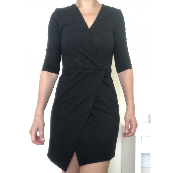Kleid Mini Schwarz