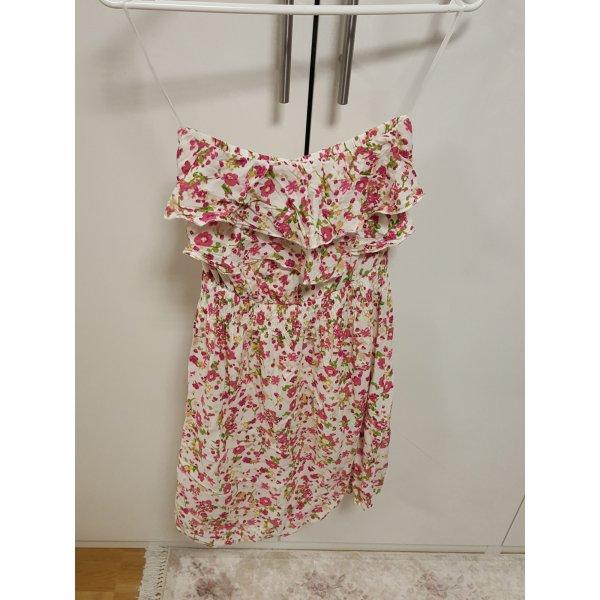 Kleid mit blümchen S