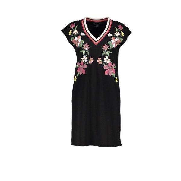 Kleid mit Blumenprint 38