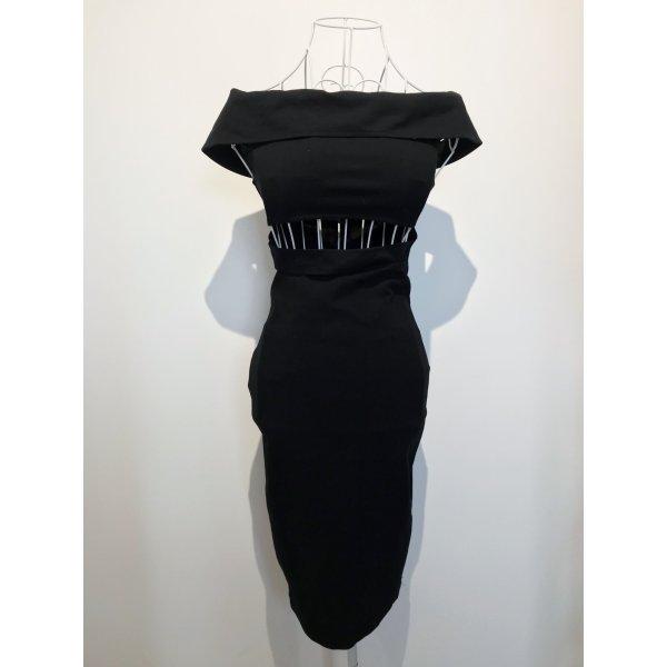 Kleid mit Outcuts