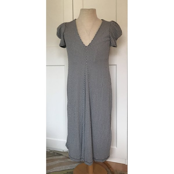 Kleid mit Pepitamuster